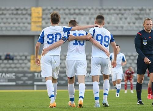 Динамо Киев – Шкендия – 1:0. Текстовая трансляция матча