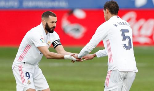 Проблемы Зидана. Реал с трудом обыграл последнюю команду Ла Лиги
