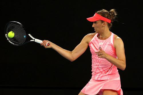 Обидчица Свитолиной сыграет в финале турнира в Мельбурне