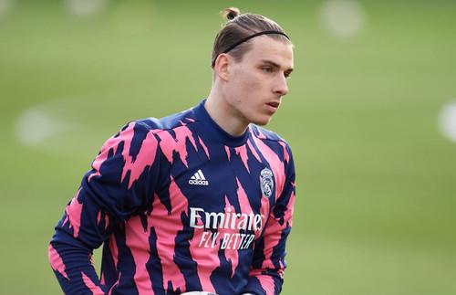 Лунин вошел в команду будущих звезд в FIFA 21