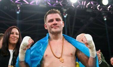Промоутер розповів, коли Берінчик зможе боксувати за титул чемпіона світу