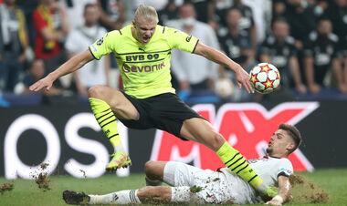 Бешикташ – Боруссия Д – 1:2. Как забивал Холанд. Видео голов и обзор матча