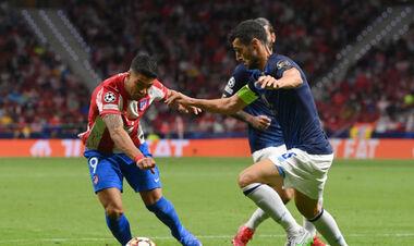 Ожидаемая ничья. Атлетико и Порту провели матч без голов