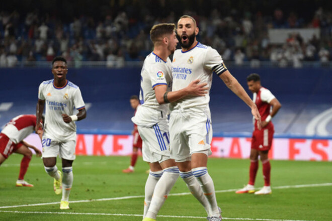 Где смотреть онлайн матч Лиги чемпионов Интер - Реал