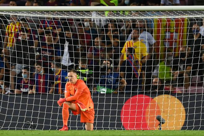 Барселона установила антирекорд в еврокубках