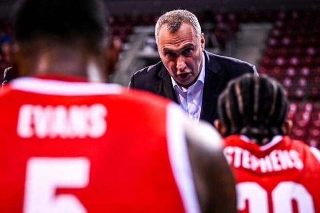 Тренер Прометея: «Нам удалось наладить командные взаимодействия»