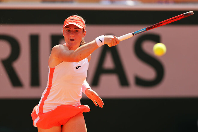 Известна следующая соперница Калининой на турнире в Словении