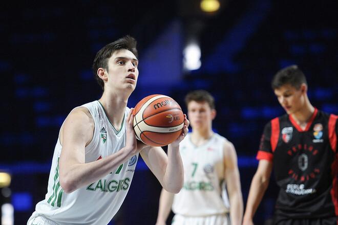 20-летний украинский проспект Марковецкий сменил университет в NCAA