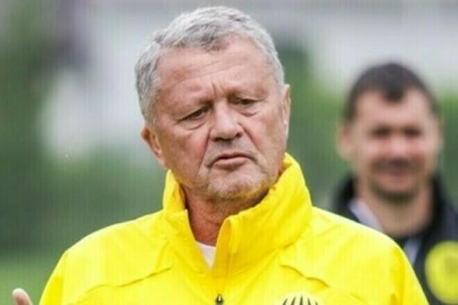 Мирон МАРКЕВИЧ: «Если кого-то возглавлю, то только амбициозную команду»