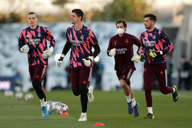 Интер – Реал. Лунин в запасе. Смотреть онлайн. LIVE трансляция