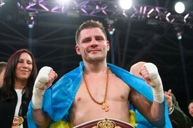 Красюк рассказал, когда Беринчик будет боксировать за титул чемпиона мира