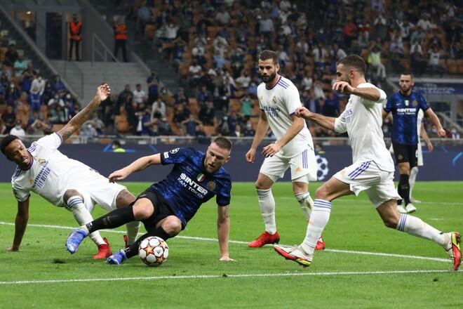 Родриго стал героем. Реал вырвал победу у Интера в концовке матча ЛЧ