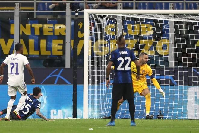 Интер – Реал – 0:1. Победный удар Родриго. Видео гола и обзор матча
