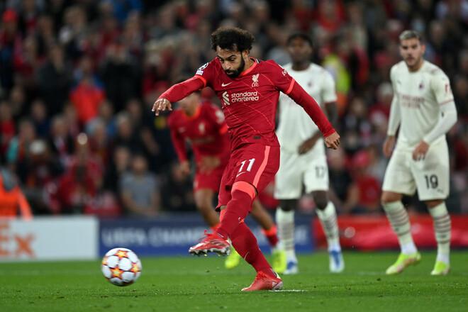 Ливерпуль – Милан – 3:2. Голевая феерия. Видео голов и обзор матча