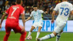 Динамо подписало 100-ю мировую в еврокубках