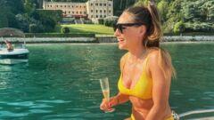 ФОТО. Сногсшибательная Доротея Вирер в купальнике отдыхает на море