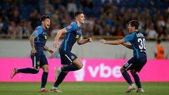 Где смотреть онлайн матч чемпионата Украины Днепр-1 – Верес