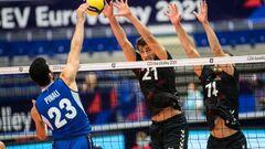 Италия и Словения присоединились к числу полуфиналистов Евро