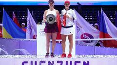 Первая ракетка мира может не сыграть на Итоговом турнире WTA
