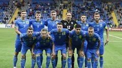 Рейтинг ФІФА. Рухаємося вниз. Збірна України втратила дві позиції
