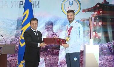Зірка Паралімпіади-2020 Кріпак отримав звання Героя України