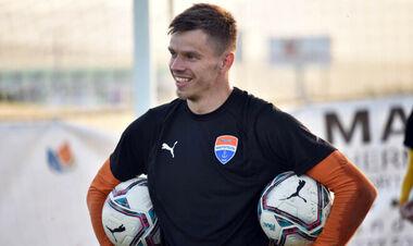 Вратарь Мариуполя: «Нет ощущения, что Шахтер особенный соперник»