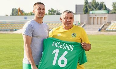 Ужгород подписал украинского защитника