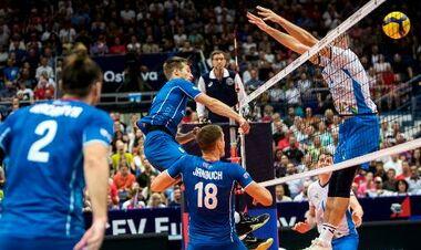 На мужском чемпионате Европы пора решающих матчей