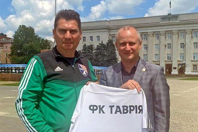 Сергей ПУЧКОВ: «За два месяца невозможно слепить команду»