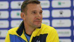 Шевченко входит в шорт-лист кандидатов в наставники сборной Турции