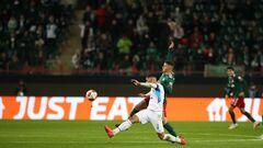 Локомотив – Марсель – 1:1 Французи не втримали перевагу. Відео голів, огляд