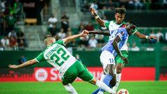 Рапід Відень — Генк — 0:1. Відео голу і огляд матчу