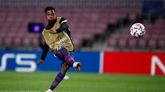 Барселона близка к продлению контракта с Фати