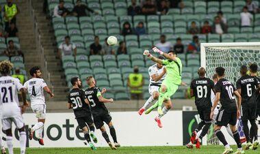 Группа без голов: Кайрат – Омония – 0:0, Карабах – Базель – 0:0. Видеообзор