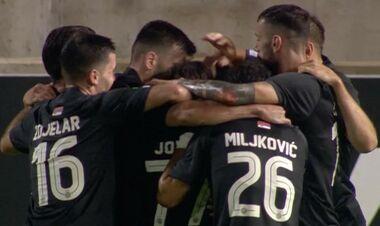 Анортосис – Партизан – 0:2. Видео голов и обзор матча