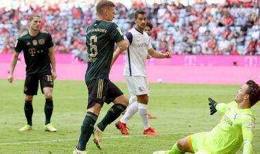 Жестокий разгром. Бавария забила семь мячей Бохуму