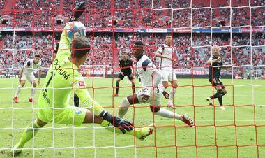 Бавария – Бохум – 7:0. Видео голов и обзор матча