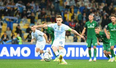 Виктор Цыганков реализовал 20-й пенальти в чемпионатах Украины