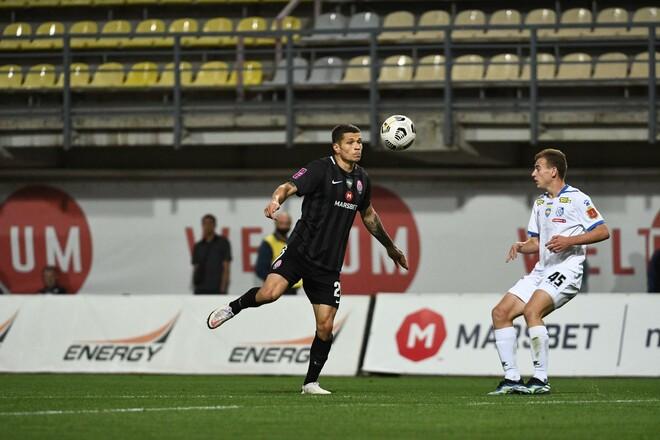 Заря – Черноморец – 3:0. Текстовая трансляция матча