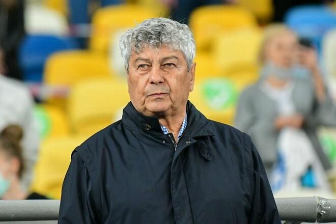 ЛУЧЕСКУ: «Я рассчитывал на опыт Гармаша. И его знание украинского футбола»