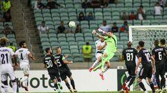 Група без голів: Кайрат – Омонія – 0:0, Карабах – Базель – 0:0. Видеоогляд