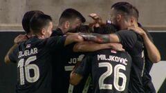 Анортосіс – Партизан – 0:2. Відео голів та огляд матчу