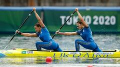 Украинки Лузан и Четверикова завоевали золото чемпионата мира в гребле