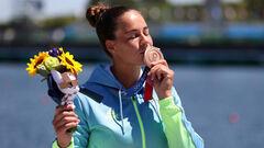 Украинка Лузан стала вице-чемпионкой мира в каноэ-одиночке
