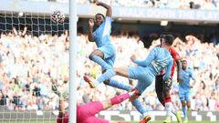 Манчестер Сити — Саутгемптон — 0:0. Видеообзор матча