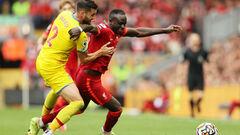 Ливерпуль — Кристал Пэлас — 3:0. Видео голов и обзор матча
