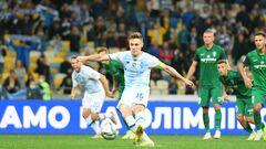 Віктор Циганков реалізував 20-й пенальті в чемпіонатах України