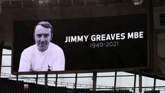 Помер легендарний англійський форвард Джиммі Грівз