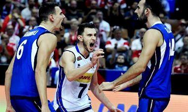 Италия в седьмой раз стала чемпионом Европы по волейболу