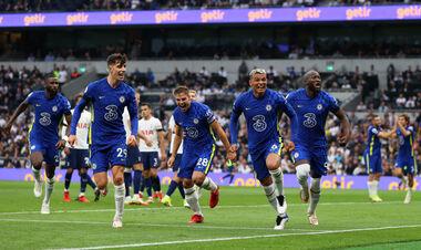 Тоттенхэм – Челси – 0:3. Видео голов и обзор матча